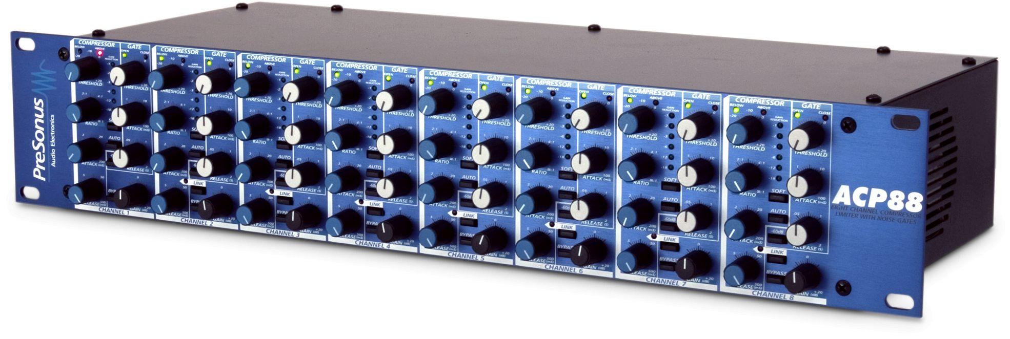 PRESONUS ACP88 COMPRESSOR/LIMITER/GATE