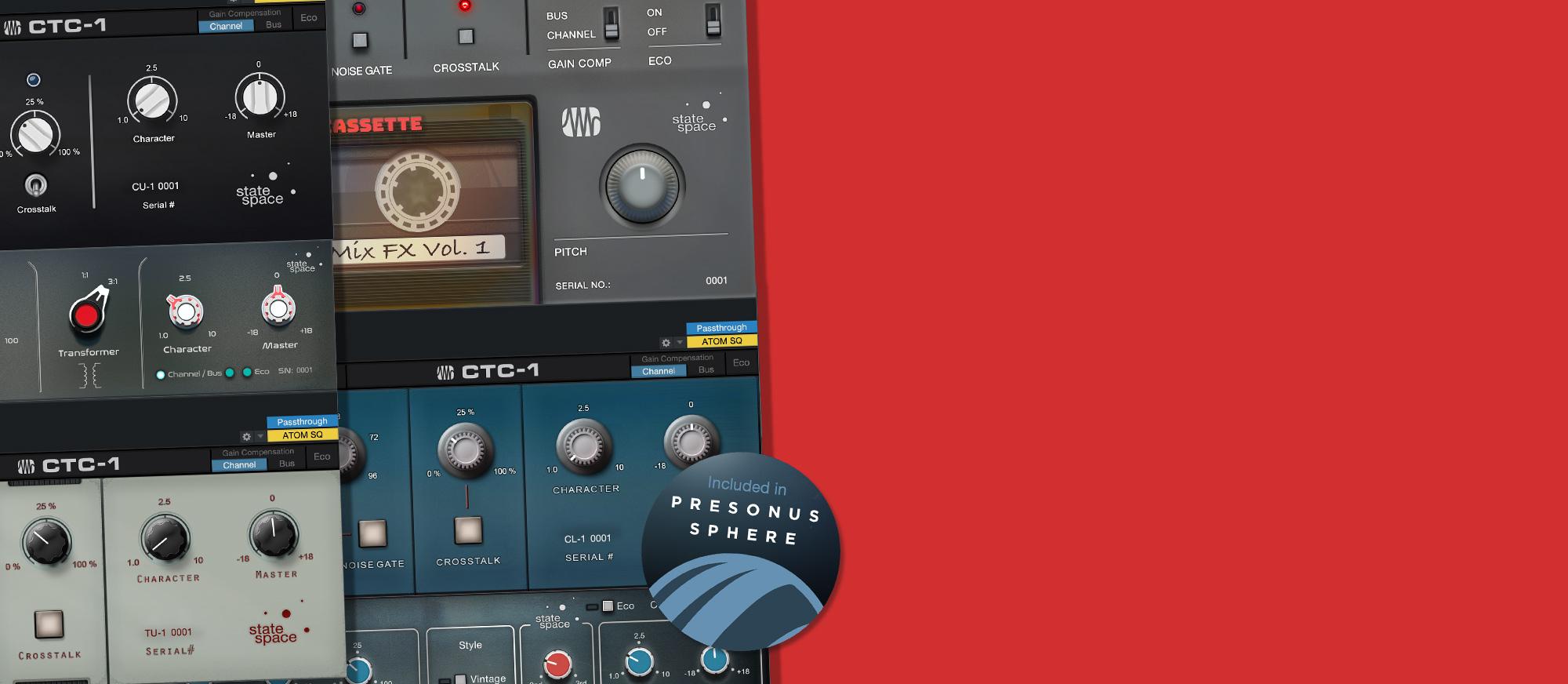 PreSonus Mix Engine FX