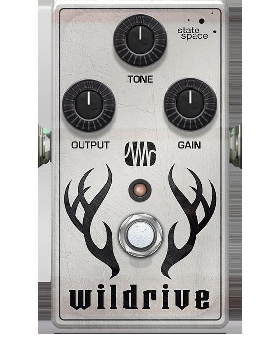 Wildrive user interface