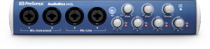 AudioBox 44VSL product image.