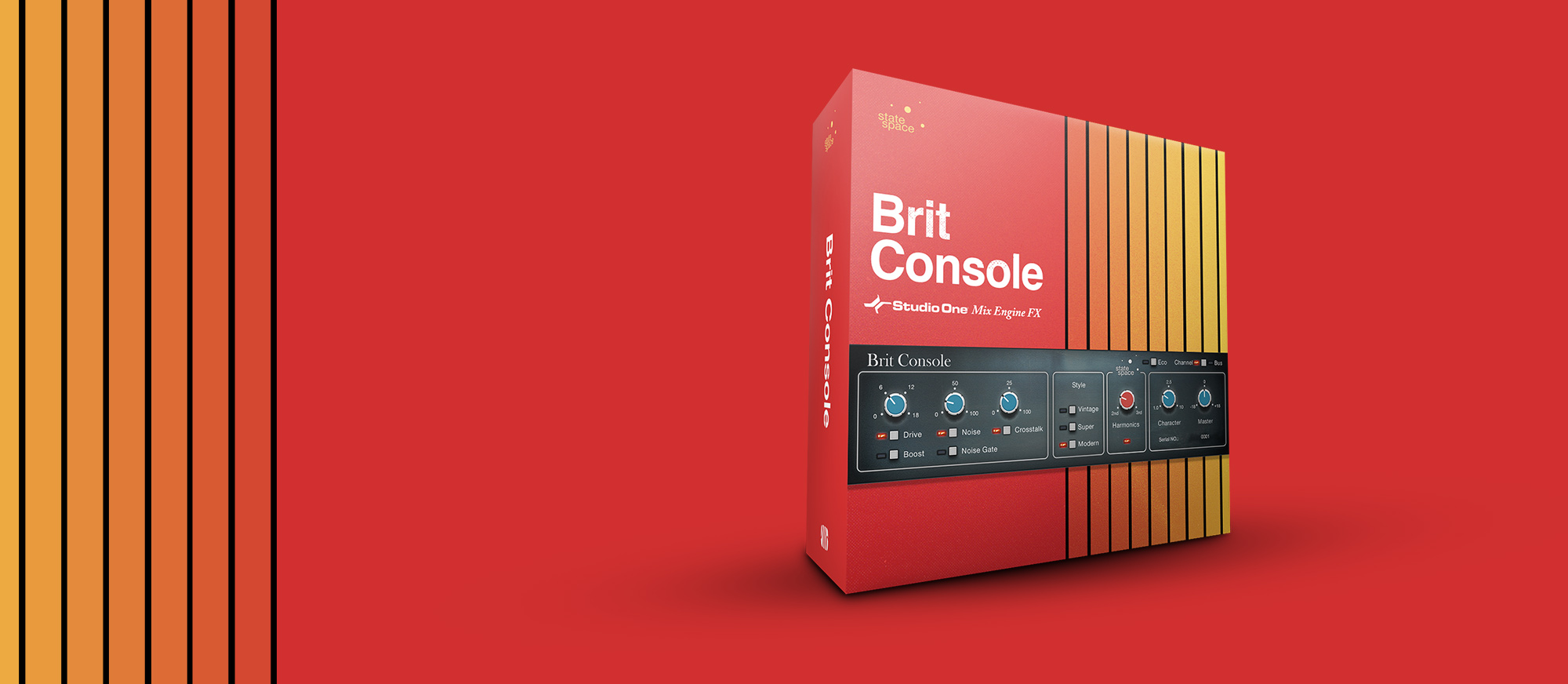 Brit console box