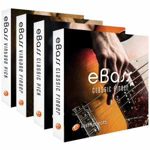 E-Instruments eBass - Complete Bundle product image thumbnail