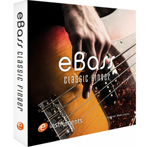 E-Instruments eBass - Classic Finger product image thumbnail
