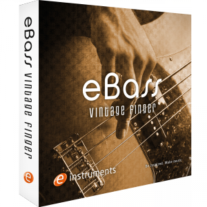 E-Instruments eBass - Vintage Finger product image thumbnail