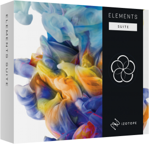 iZotope Elements Suite product image thumbnail