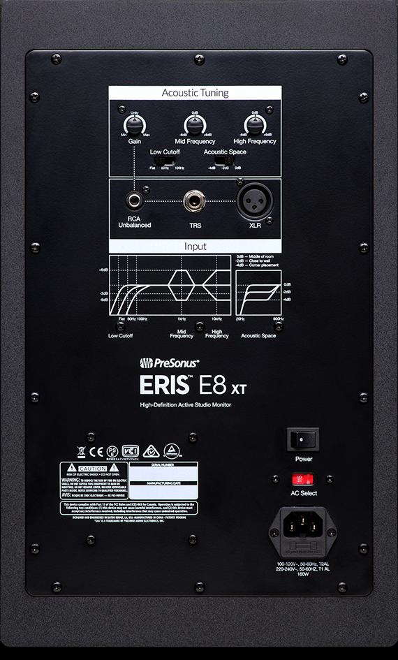 Eris E8 XT | PreSonus