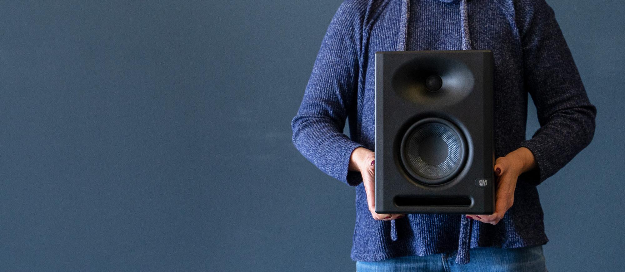 2-fach Audio Stereo-Klinkenkabel Presonus Eris E5 XT Studio Monitor 1 Paar
