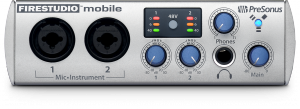 FireStudio Mobile product image.