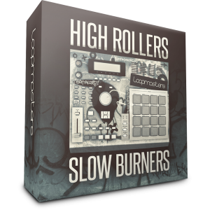 Loopmasters - High Rollers Slow Burners product image thumbnail