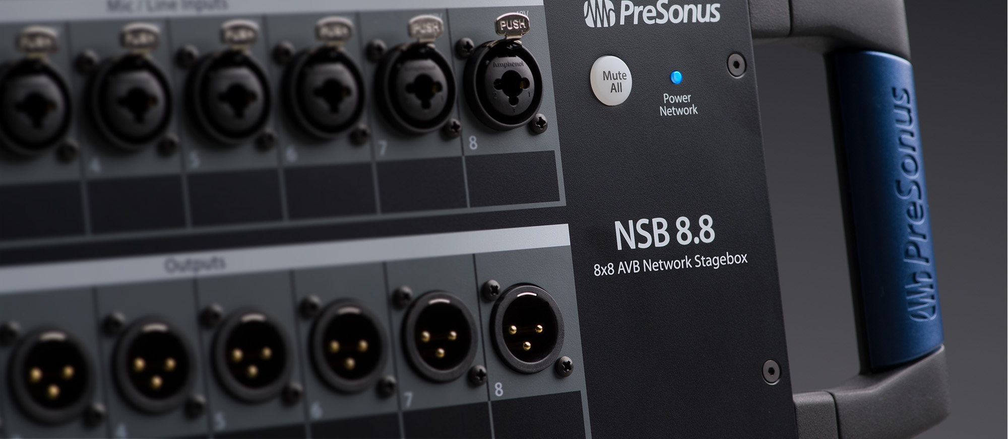 Nsb 88 Presonus Active Microphone Preamplifier Using Lf356 Buy Now