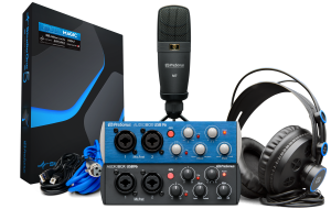 AudioBox 96 Studio product image.