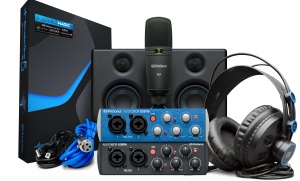 AudioBox Studio Ultimate Bundle product image.