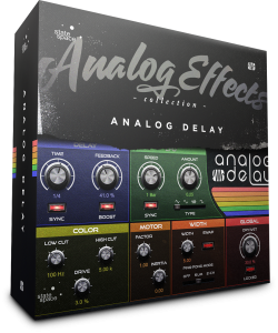 Analog Delay product image.