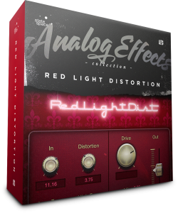 Red Light Distortion product image.