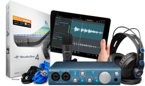 AudioBox Mac/PC/iPad Interfaces | Products | PreSonus