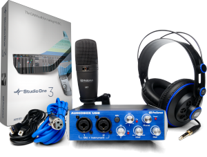 AudioBox Studio product image.