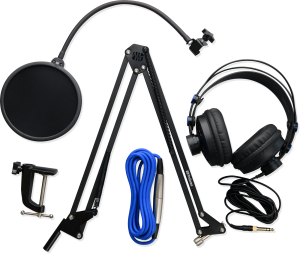 Broadcast Accessory Pack product image.