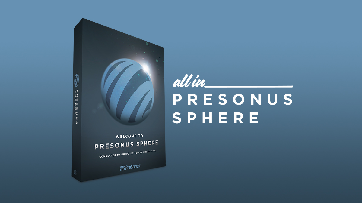 PreSonus Sphere logo