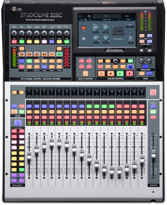 Mixing Systems | Products | PreSonus