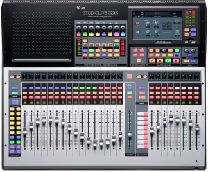 StudioLive 32SX product image.