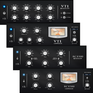 PreSonus Bundle - Fat Channel Plug-in Bundles product image thumbnail