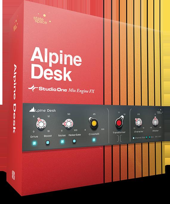 Alpine Desk