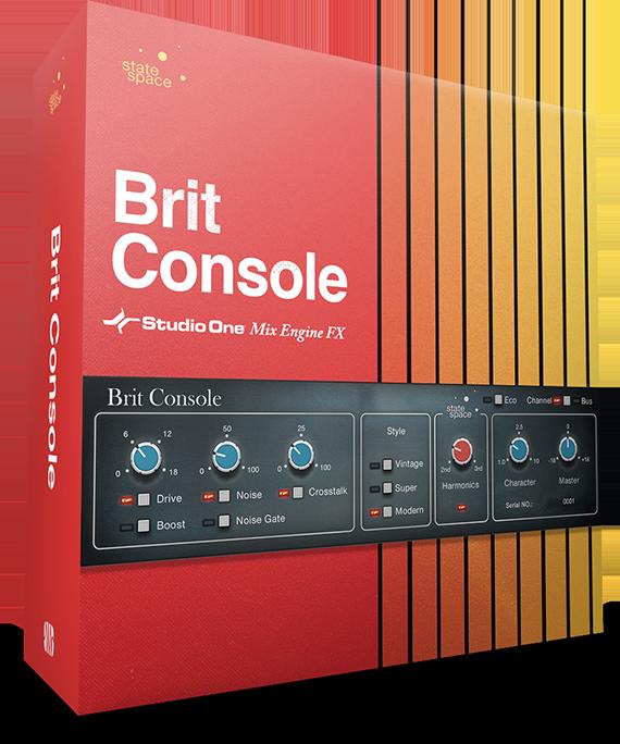 Brit Console