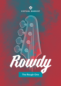 UJAM - Virtual Bassist - ROWDY 2 product image thumbnail