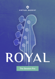 UJAM - Virtual Bassist - ROYAL 2 product image thumbnail