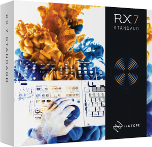 iZotope - RX 7 Standard product image thumbnail