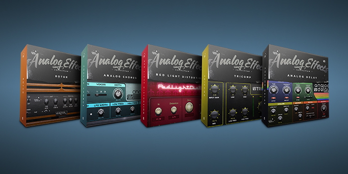 Analog Effects Collection screenshot