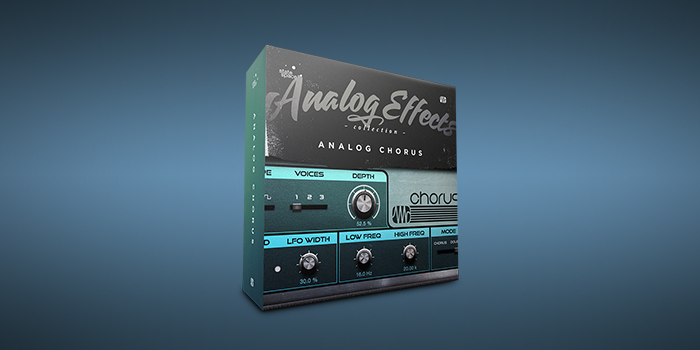 Analog Chorus screenshot