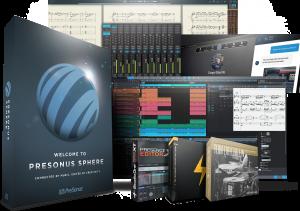 PreSonus Sphere product image.