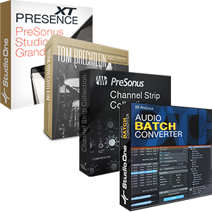 Studio One Premium Add-On Bundle product image thumbnail