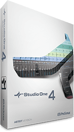 Studio One Artist box art