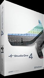 Studio One Artist box art