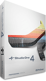 Studio One Professional box art