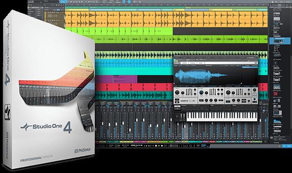 Studio One | What's New | PreSonus