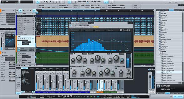 نرم افزار استودیویی studio one