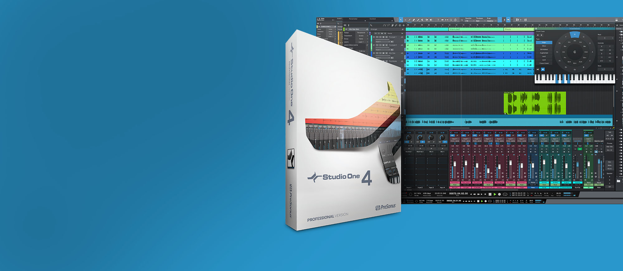 descargar presonus studio one full gratis