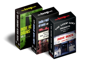 The Loop Loft - Bundle - Indie Rock Drums