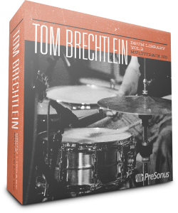 Tom Brechtlein Drums Vol. 2 - HD Multitrack product image thumbnail
