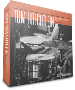 Tom Brechtlein Drums Vol.2 - Stereo  product image thumbnail