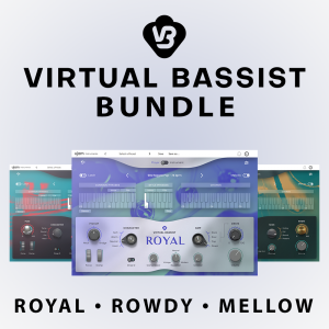 UJAM - Virtual Bassists Bundle product image thumbnail