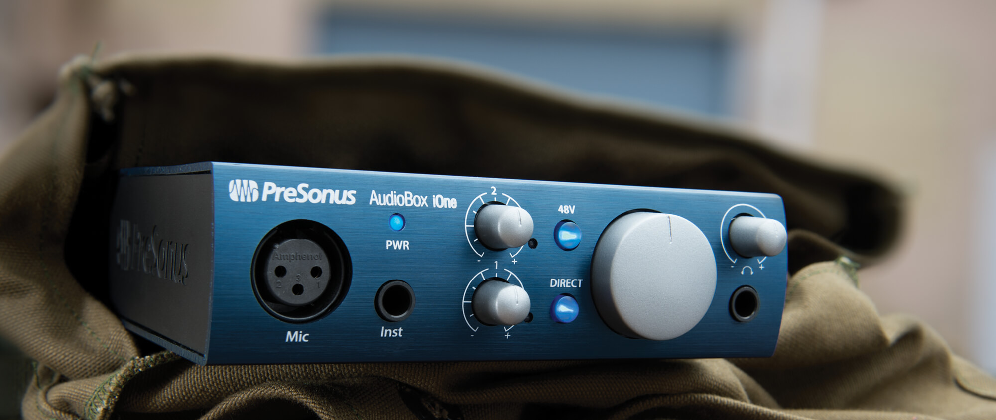 AudioBox iOne | PreSonus