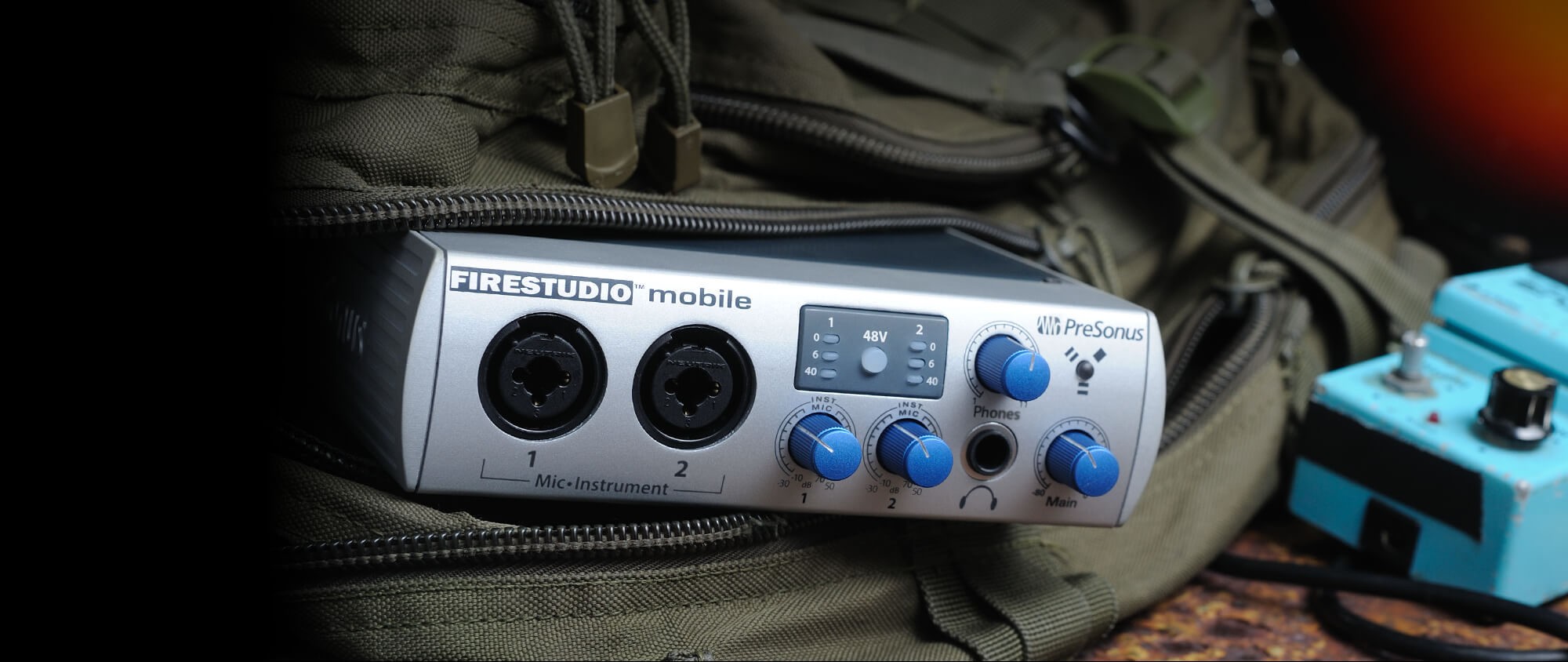 Firestudio Mobile Presonus Class G H Amplifiers Do They Deliver On Their Promise Of High Audio