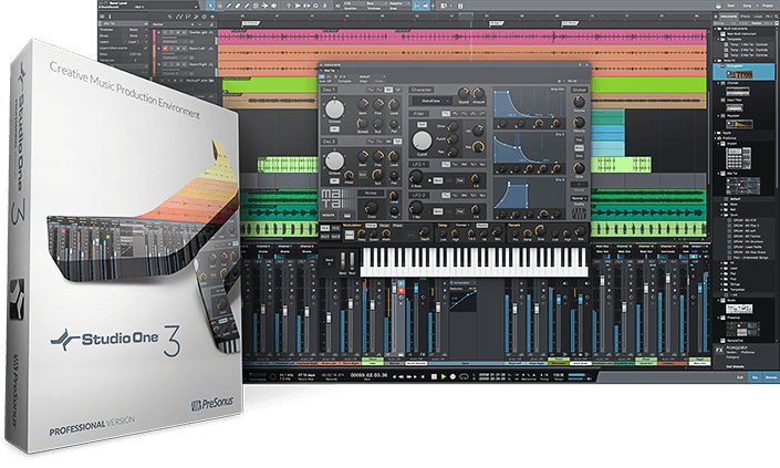 Presonus Studio One 3 - фото 3